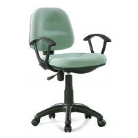 China Classic Compact Fabric Office Chairs With Wheels PP Frame / Arm Fashionable on sale