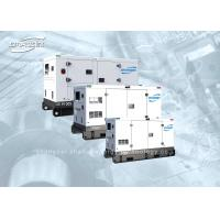 China Typical 3 Phase Portable Diesel Generator Perkins Diesel Engine on sale