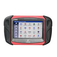 China Heavy Duty Vehicle Diagnostic Scan Tool Car Fans C800 Diesel / Gasoline Lightweight on sale