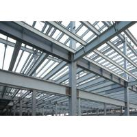 Best High Strength Pre-fabricated Steel Building Structures for High - Raise Building, Stadiums wholesale