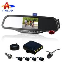 Best Car parking system with 3.5'TFT and camera and 4 sensors ALD100C wholesale