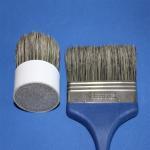 colorful Boiled Bristles 60%~90% for paint brush for artist brush
