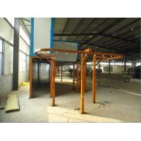 Best Powder Spray Coating Line With Suspension Conveyor Chains For Metal Coating Machinery wholesale