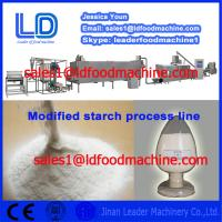 Best Made in China Automatic Modified Starch extrusion Machinery wholesale