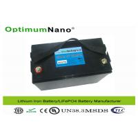 Best Group 31 Deep Cycle lithium 12v deep cycle battery 100Ah with Automatic Internal Cell Balancing wholesale