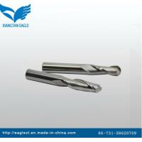 Best Two Large Flutes Spiral Ball Nose Milling Cutter Bits for MDF, Multilayer Board, Plywood wholesale