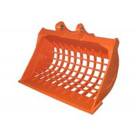 1500mm / 1 cum Skeleton Sieve Bucket for 20 ton Excavator