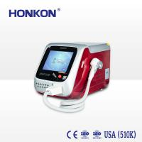 Best High Speed Sliding 808nm Diode Laser Hair Removal Machine For Clinic , 808nm Laser Depilator wholesale