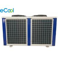 Best R404a 10HP Compressor Condensing Unit High Temperature 42kw ~ 85Kw wholesale