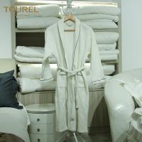 Best Plush Terry Cloth Bathrobes Mens Towelling Bathrobe Hook Waffle Bathrobe wholesale