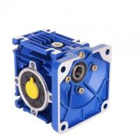 Best Worm Shaft Mounted RV Reducer , Worm Reducer Gearbox Standard Port Size wholesale