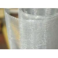 Cheap Aluminum Alloy Bug / Fly Screen Mesh Low Melting Point For Window And Filter for sale