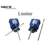 Best Double Poles Blue Cross Limiter Made By Galvanized Steel Used For Industrial Work wholesale