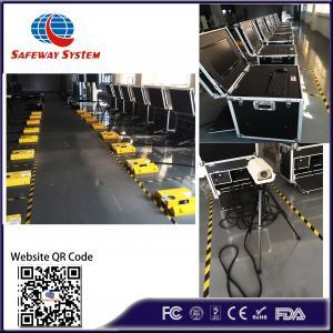 Best Anti - Terrorism Under Vehicle Surveillance System 80 Watt 50-60HZ Frequency wholesale