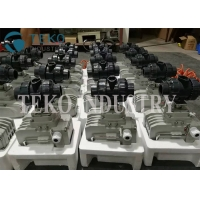 Buy cheap Auxiliary Limit Switch Quarter Turn Electric Actuator WaterProof from wholesalers
