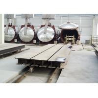 High Precision Autoclaved Aerated Concrete Plant AAC Sand Lime or Fly Ash Plant