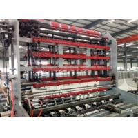 Best Fixed Knot Fence Making Machine , Woven Wire Automatic Chain Link Fence Machine wholesale