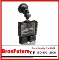 Best Dual Camera Car DVR Double Channel with Night vision / Photo Resolution 2560*1920 wholesale