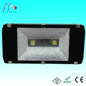 China Aluminium 150W 100 - 265V 10500 -14000lm High Power LED Floodlight For Hotel on sale