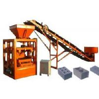 Best Semi-Automatic Concrete Block Forming Machine (QT4-24) wholesale