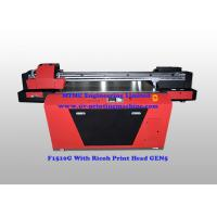 Best High Resolution Industrial Flatbed UV Phone Case Printer USB Disc UV Printer wholesale