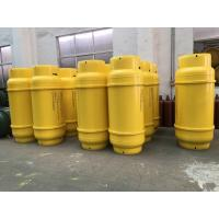 Best high pressure gas cylinder transport chlorine ,refrigerant gas ammonian with VALVES wholesale