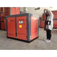 Buy cheap 55KW 75HP Screw Belt Driven Air Compressor / Low Noise Air Compressors product