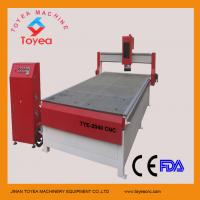 Best CNC Wood router machine with helical driving model HIWIN square linear rail  TYE-2040 wholesale