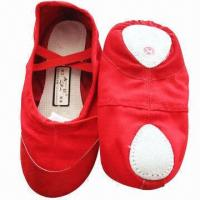 Best Dance Shoes, Made of Cotton Fabric or Artificial Leather, Available in Various Designs wholesale