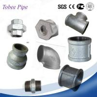 China Tobee™  Malleable Iron Pipe Fittings on sale