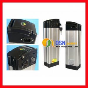 China LiFePo4 36V 10AH Battery Pack For E-bike on sale