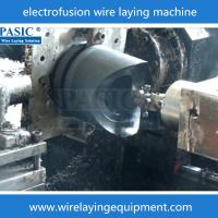 Best PASIC CNC electrofusion fittings pad pe wire laying machine for electrofusion pad wholesale