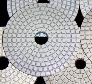 "Best Diamond Polishing Pads 4"" Wet/Dry Set for Granite Marble Tile Concrete Polishing wholesale"