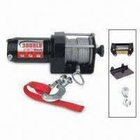 Best Auto Winch with Permanent Magnetic Motor and 153:1 Gear Ratio wholesale