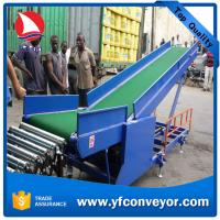 China Automatic trailer,van,truck,container Loading and Unloading Conveyors on sale