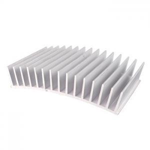 Best Anodized Silver Precision 6000 Series Radiator Aluminum Profiles wholesale