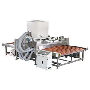 China 3300mm Horizontal Tempered Glass Washing Machine on sale