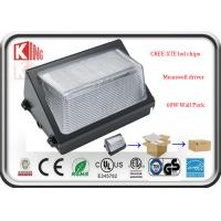 Best High Brightness LED Wall Pack Light Warm White / Cool White Shock Proof wholesale