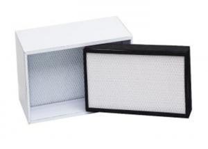 Best CE Smoke Purifier Box Fan Hepa Filter For Fume Extractor wholesale