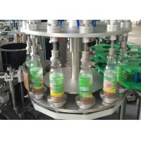 Best 8 KW Automatic  Hot Melt Glue Wine Bottle, pet bottle Labeling Machine, Label machine wholesale