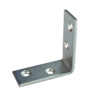 China Stainless Steel Ss 40x40mm Right Angle Metal Bracket on sale