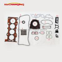 Best DURATEC-HE CJBA FOR FORD ECOSPORT OR MONDEO III 2.0 Engine Rebuilding Kits Full Set 8LG1-10-271 50235400 wholesale