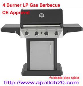 Best BBQ Gas Grill 4burner wholesale