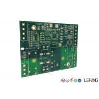 Best ENIG Surface Copper Clad Printed Circuit Board 4 Layers With ISO9001 Certification wholesale