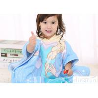 Buy cheap Animal Hooded Poncho Towels For Children Cotton / Polyester Material product