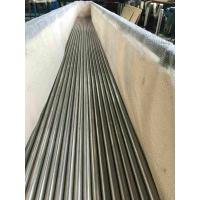 Best Plain Ends Welded Steel Pipes Bright Annealed Surface Straight Type wholesale