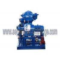 China Self Cleaning Separator - Centrifuge For 4000 LPH Partial Discharge Waste Oil Recycling Plant for Ship on sale