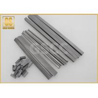 Best High Hardness Rectangular Carbide Blanks RX10 For Solid Wood / Dry Wood wholesale
