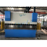 China 160 Ton 4000 NC Iron Sheet Bending Machine , Sheet Metal Bending Machine on sale