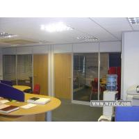 Best Modular Office Partitions With Famed Aluminium Tempered Glass, Ecological Door wholesale
